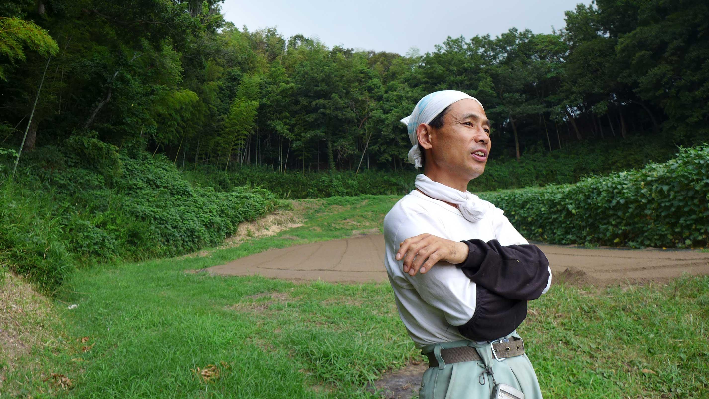 矢島農園 矢島聡さん
