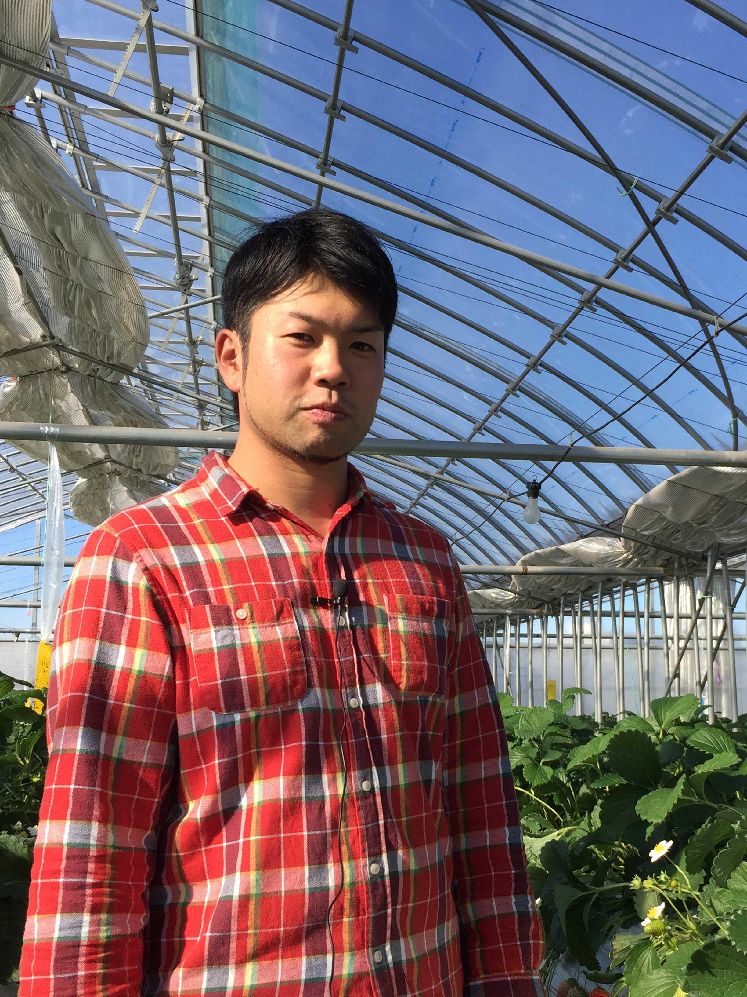 「顔の見える都市農業を実践したい」長澤 佑典さん