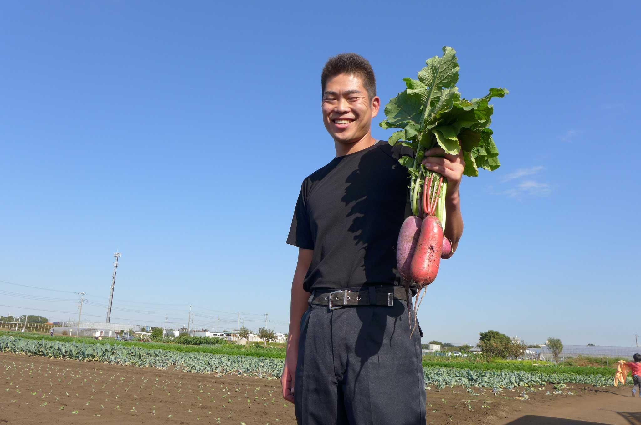 小間園芸【横浜市泉区の野菜直売所」】