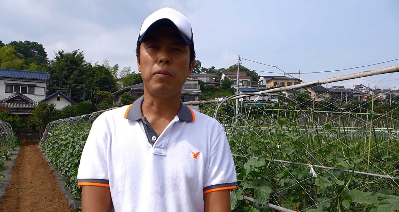 「苅部大根というオリジナルの大根を栽培しています」FURESCO フレスコ – 苅部 博之さん