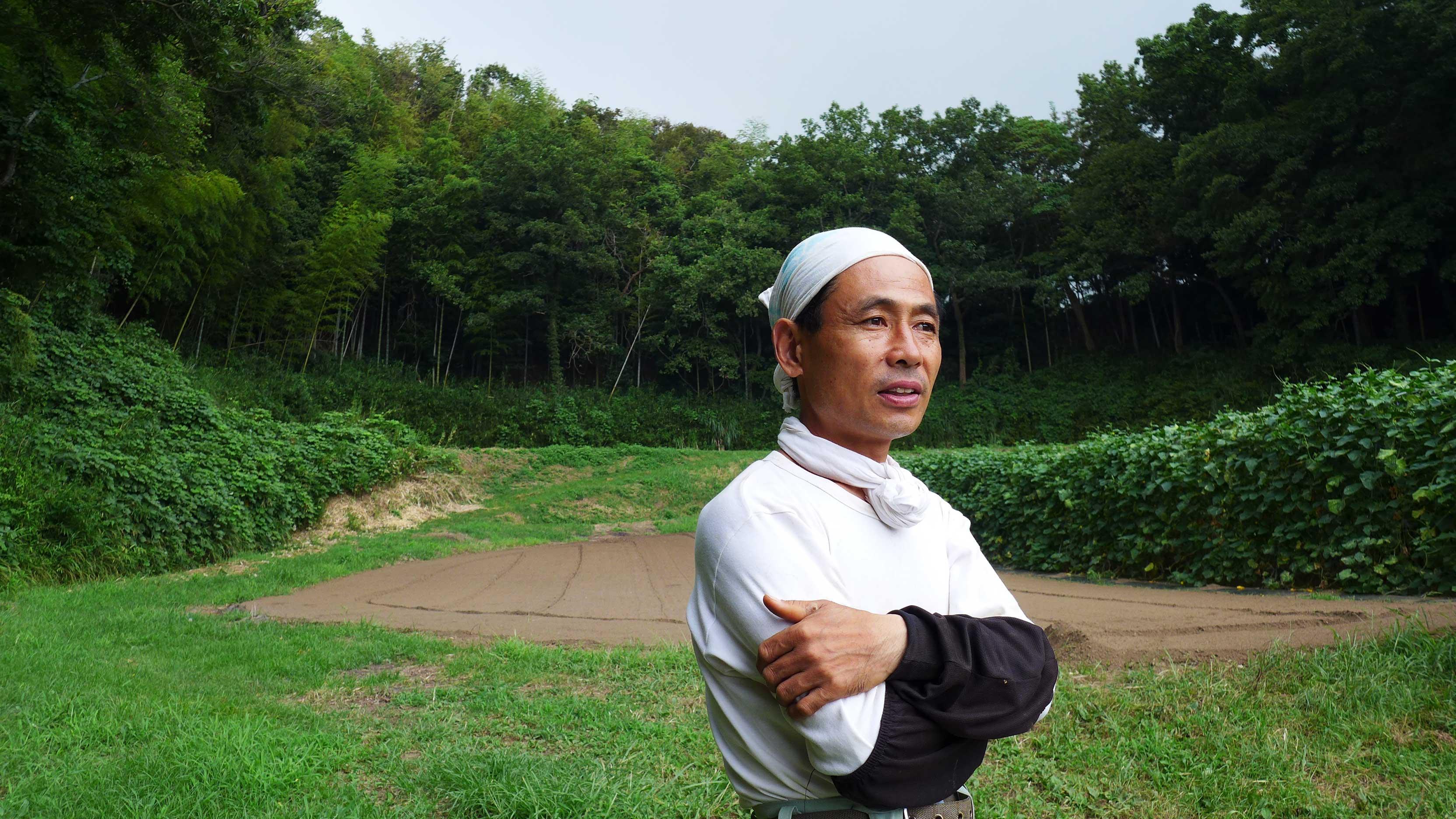 「朝採り!!常に採れたて野菜!!その秘密は立地とこだわりにあり」矢島農園 – 矢島 聡さん