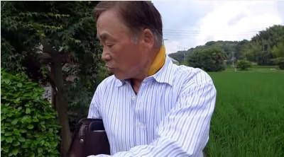 北見信幸さんインタビュー:田んぼの水について