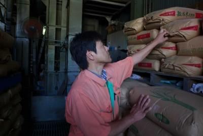 持田広人さんインタビュー:お米の配達・発送もしています