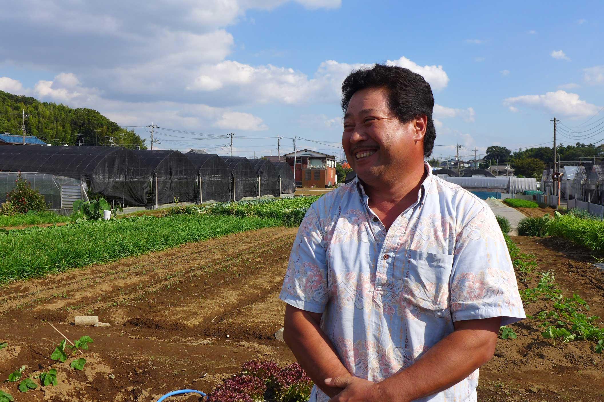 「土作りと堆肥に徹底的にこだわる」 加藤農園 – 加藤 之弘さん