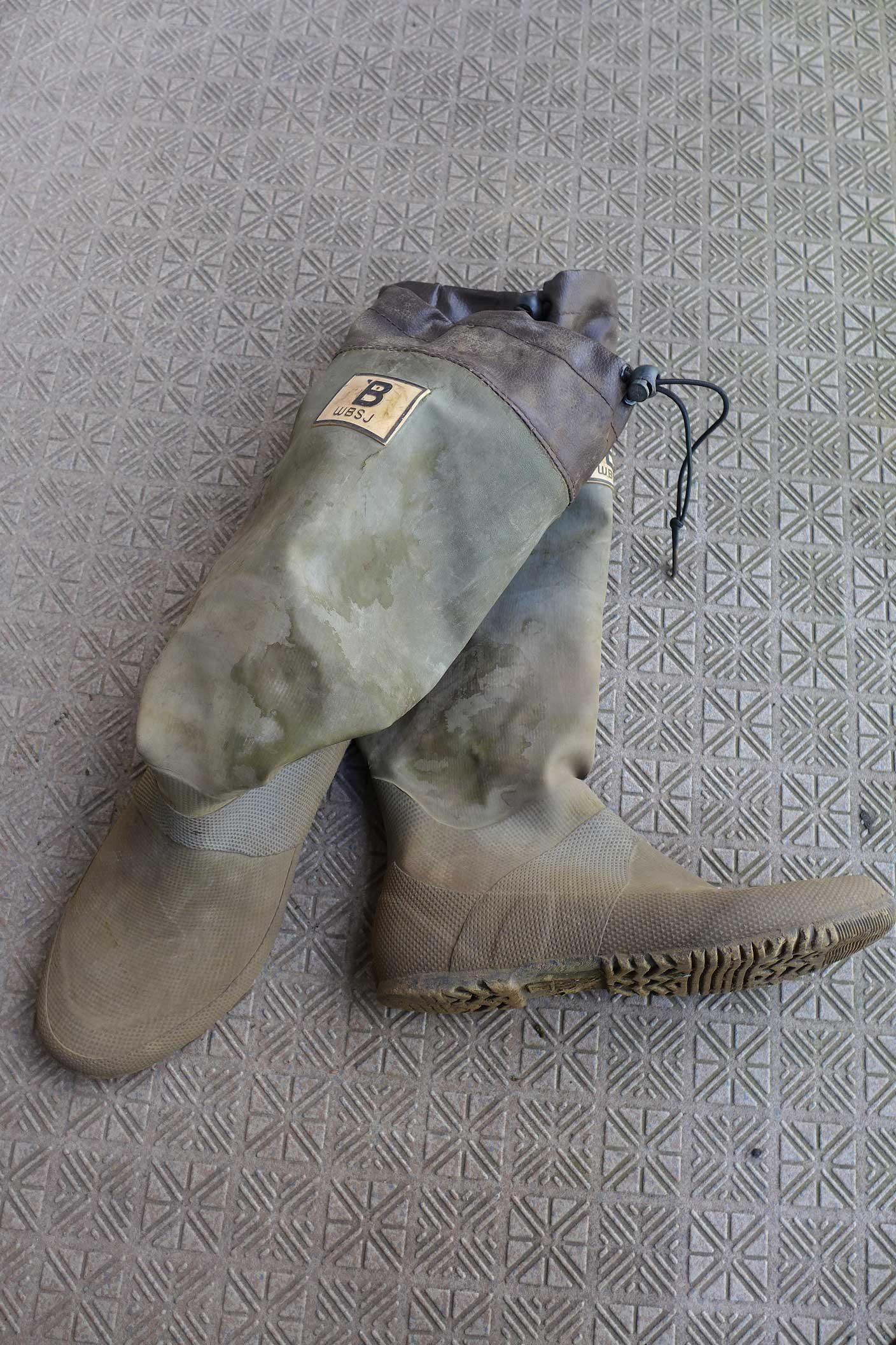 農業経験3年の素人がおすすめ!農作業用の長靴は「日本野鳥の会 バードウォッチング長靴」