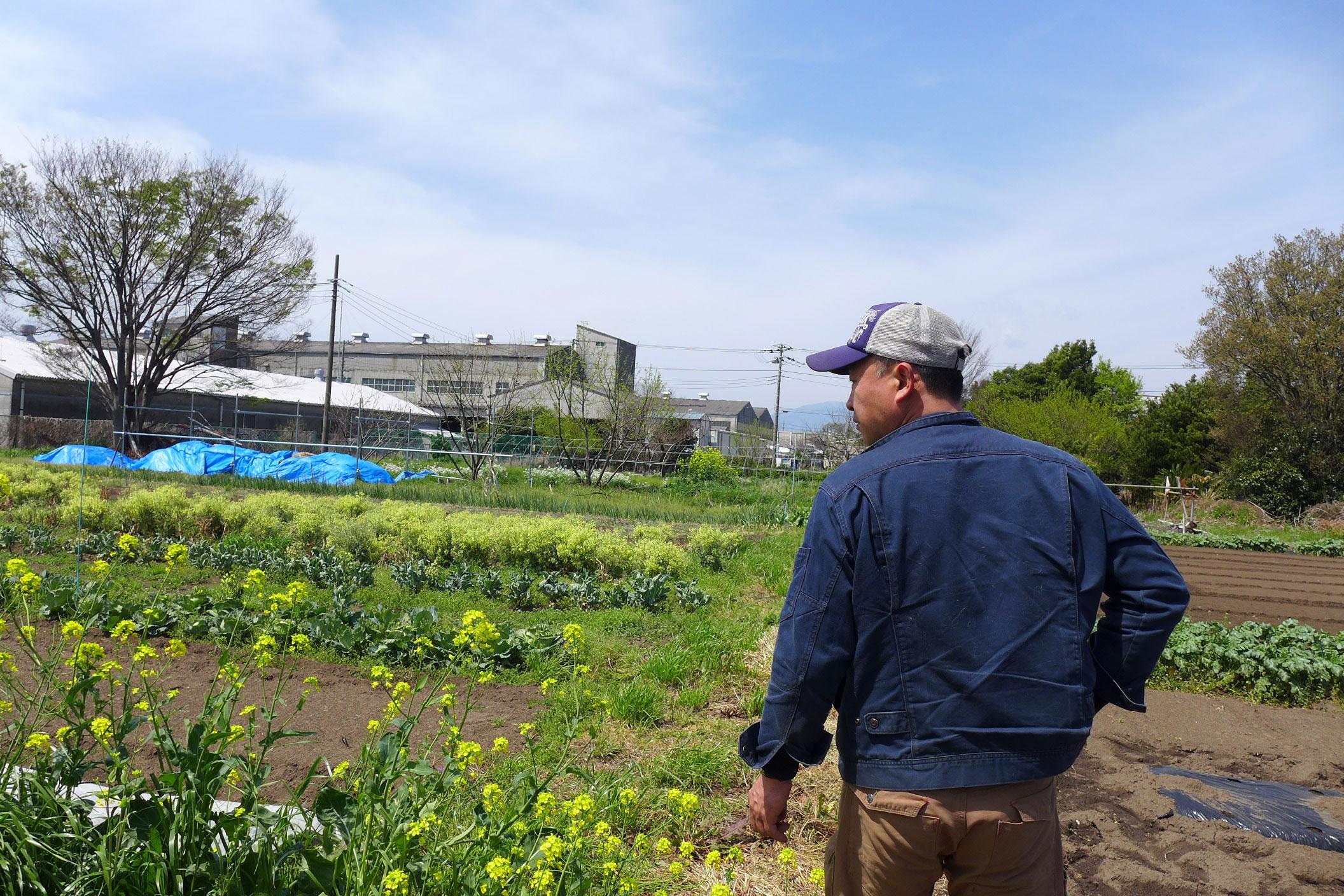 第3回「畑のものは畑にかえす」相原 成行さん