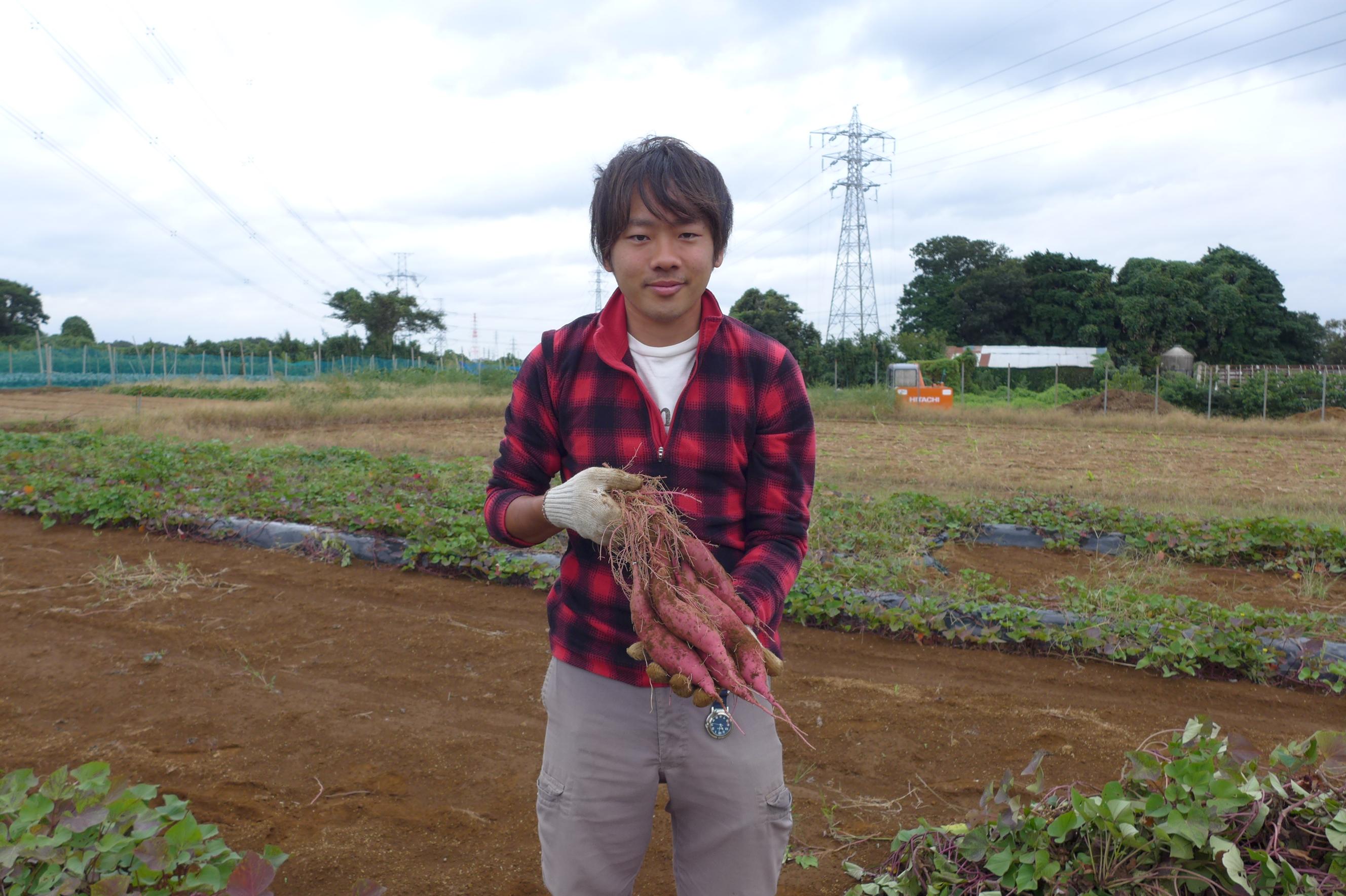 「横浜から世界に向けて日本の食文化を伝えたい」横山四季彩園 – 横山 拓巳(よこやま たくみ)さん