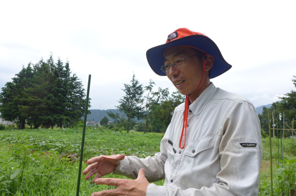 「妥協しない農業を実践してきたら、自然農法にたどりついていた」田村 吾郎さん